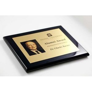 "Masters Photo Award Plaque - 8""x10"""